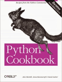 Python Cookbook - 2nd Edition (FREE E-Book Download) - http://techattacks4u.blogspot.in/