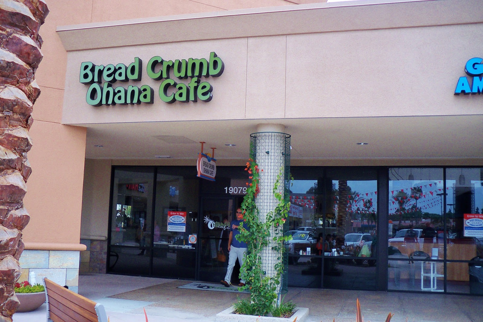 Bread Crumb Ohana Cafe Huntington Beach Ca