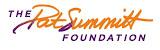Coach Pat Summit Foundation