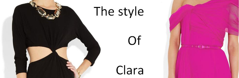 the style of Clara