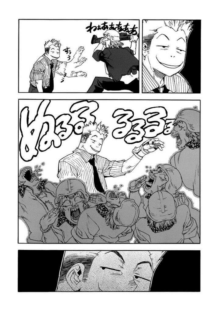 Aiki chap 92 - Trang 11