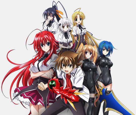 Highschool Dxd Light Novel English Pdf