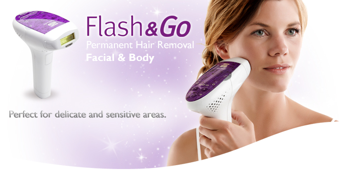 bright lights my city get permanent hair removal at home with