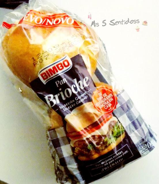 Bimbo Pan Brioche