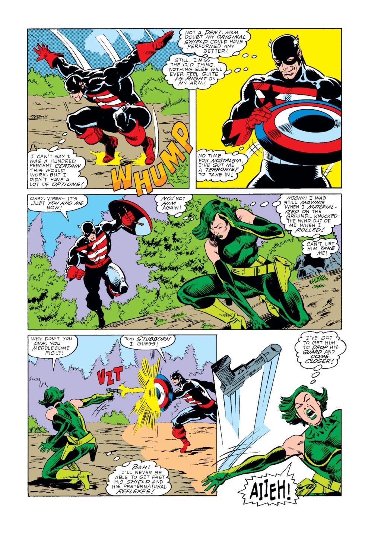 Captain America (1968) Issue #343 #273 - English 20