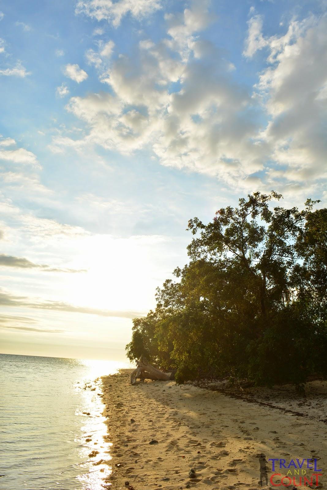 Potipot Island in Zambales