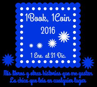1 BOOK 1 COIN 2016
