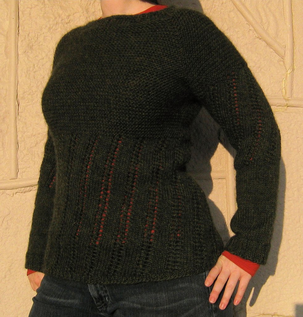 Knitting Patterns Sweater : Sweater knitting patterns gallery