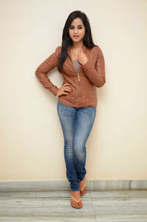 Actress Swathi Deekshith Latest Picture in Jeans at Ladies and Gentleman Movie Press Meet  2.JPG