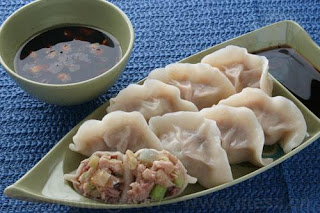 Chinese Fried Dumplings Recipes