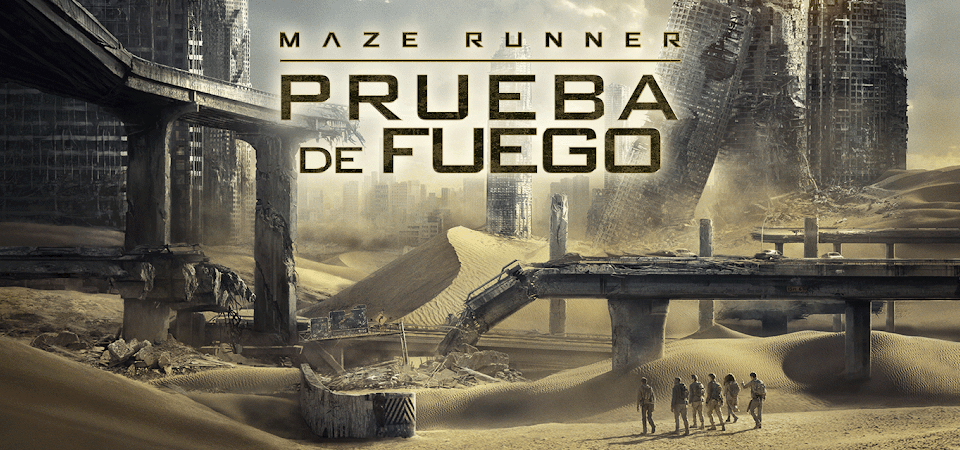 Maze Runner 2: Prueba De Fuego
