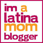 I am a Latina Mom Blogger