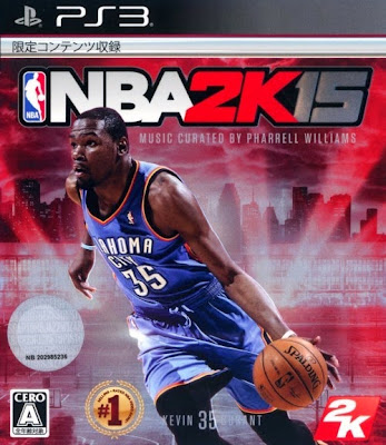 [PS3][NBA 2K15] (JPN) ISO Download
