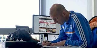 Ini Skuad Impian Zidane