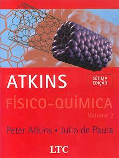peter atkins, livro de quimica geral em português