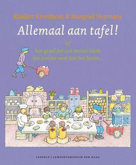 LEESTIPS: ALLEMAAL AAN TAFEL! - Rindert Kromhout & Margriet Heymans ...