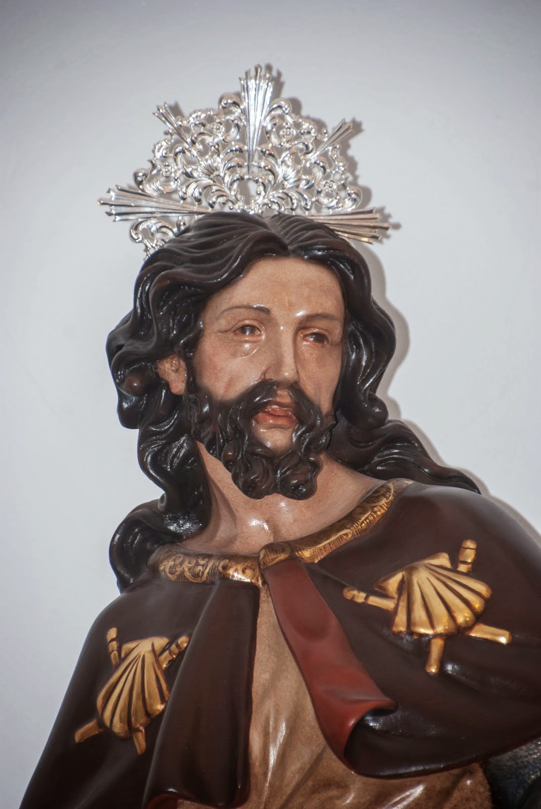 """Oración a Santiago Apóstol """"el Mayor"""", La Salada - Ciudad de Estepa (Sevilla)"""
