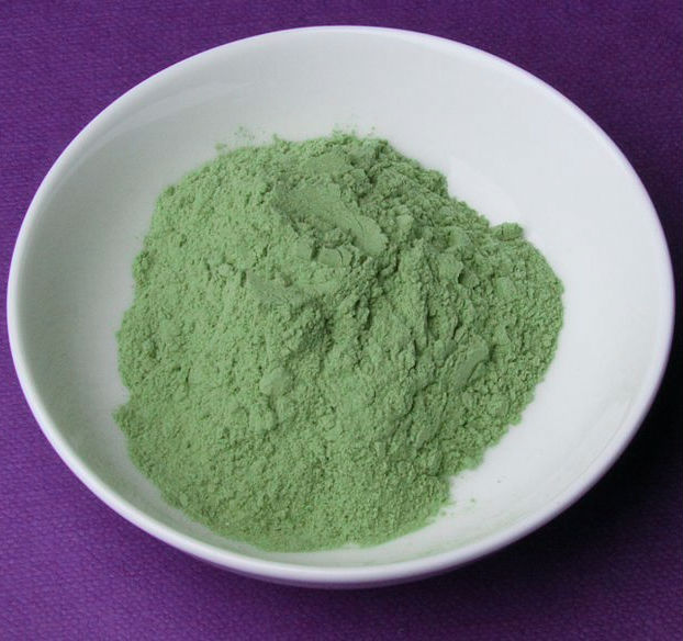Pore Refining Face Mask With Green Clay and Orange Blossom ...