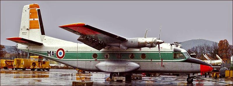 Nord 260 F-ZVMA C/N 06