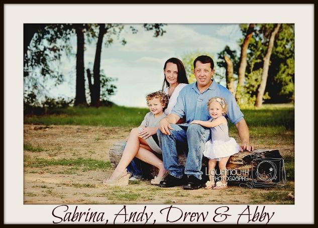 Sabrina, Andy, Abby & Drew