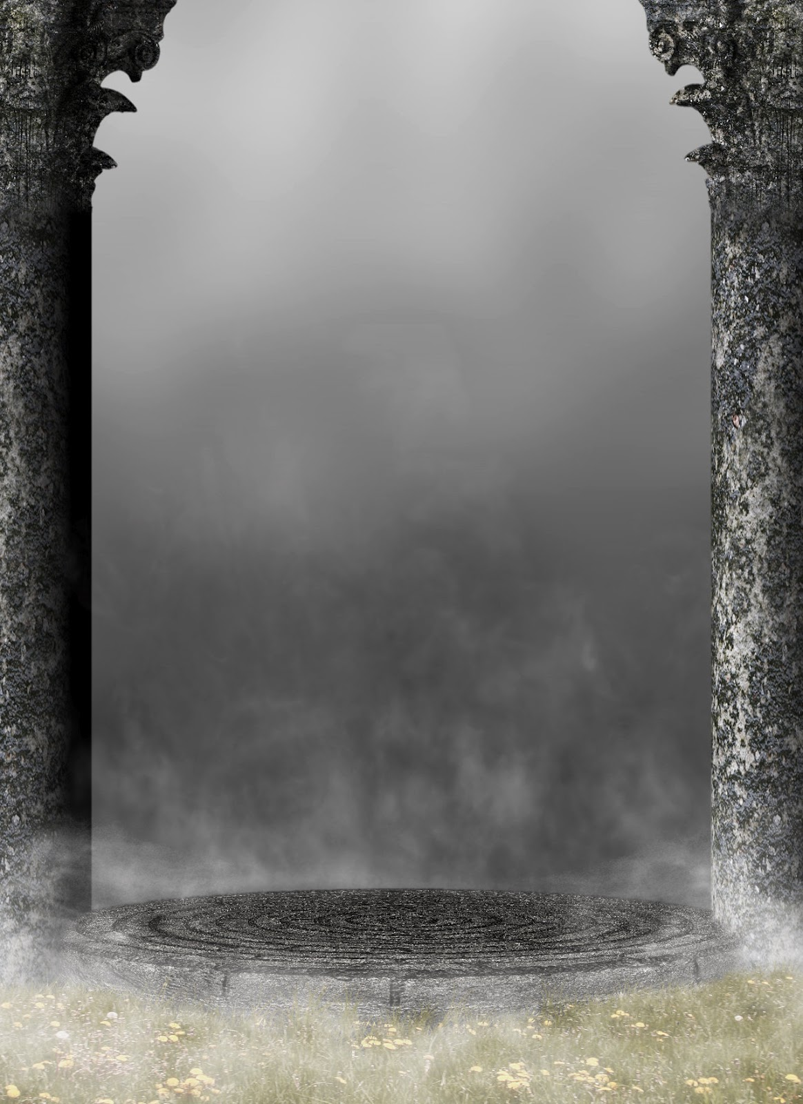 Premade Gothic Backgrounds from :http://the-night-bird.deviantart.com/