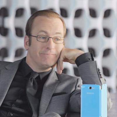 Samsung GALAXY™ - #TheNextBigThing