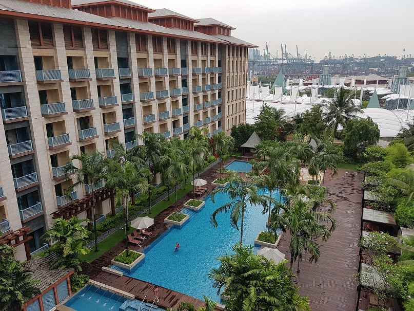 Festive Hotel Resort World Sentosa - Guest Reservations