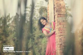 Ishara Sandamini cute