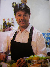 Le saluda LUIS GONZALEZ. NO soy chef, recopilo recetas y cocino por pasión