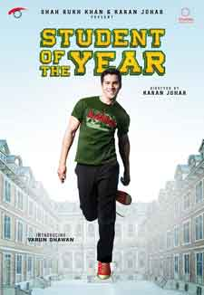 Student Of The Year Movie Review