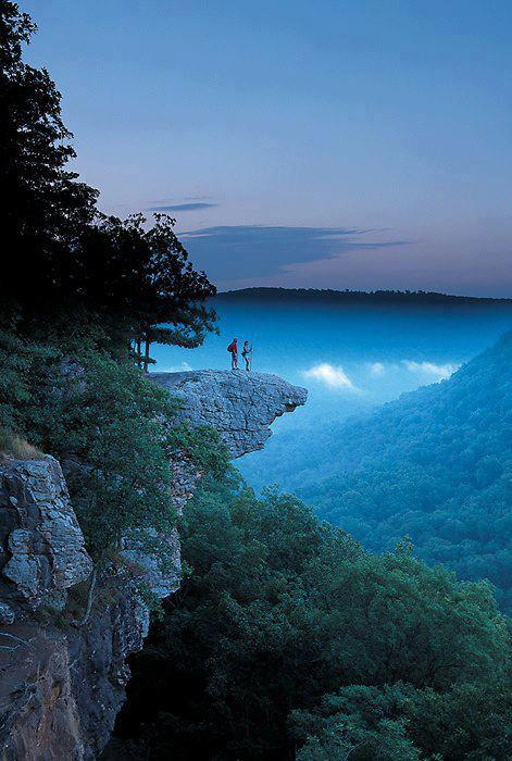 Whitaker Point, Arkansas: