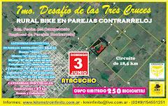 03/06/2018 7mo. DESAFIO DE LAS TRES CRUCES - AYACUCHO