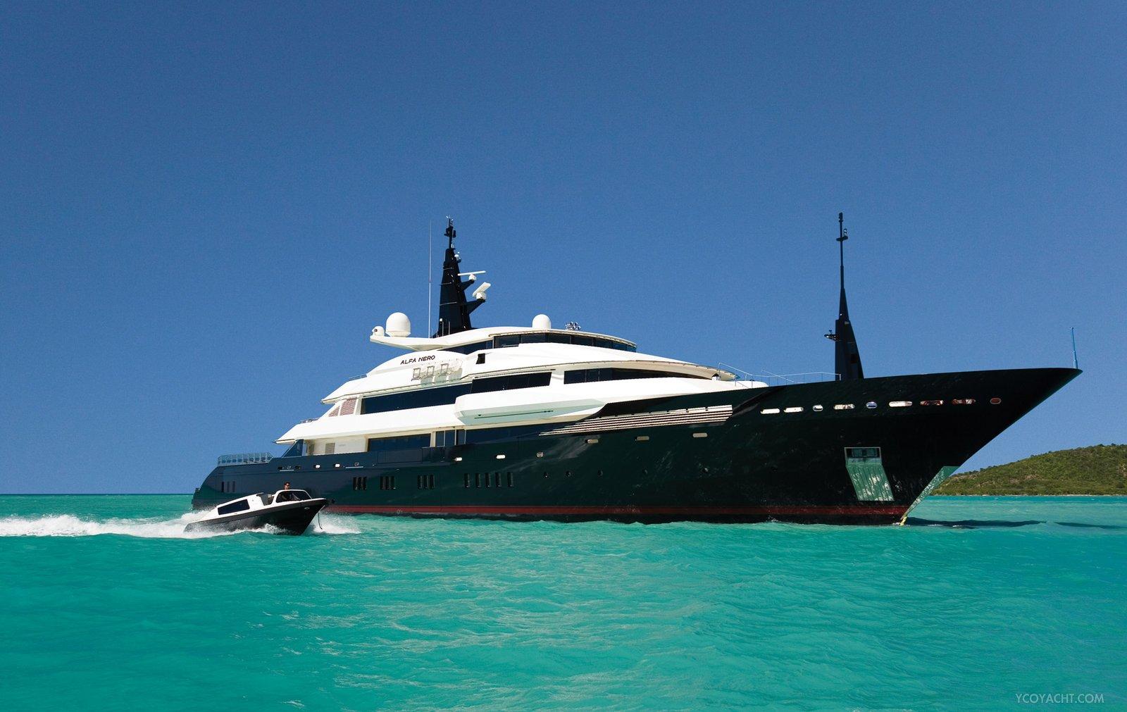 Superyacht ALFA NERO
