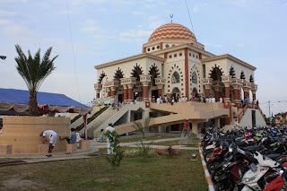 Banner Foto dan Gambar Masjid Raya Baiturrahman Kabupaten Karimun 1 oleh Kemenag Karimun