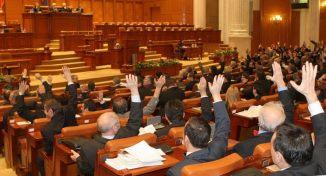 Viorel Iuga — Mesaj despre şi pentru deputaţii din Parlamentul României