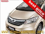 Daftar Harga OTR Mobil New Honda Freed Bandung