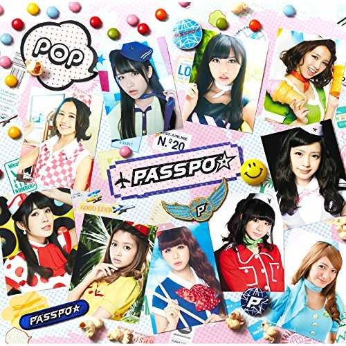 "[Album] PASSPO☆ – PASSPO☆ COMPLETE BEST ALBUM ""POP -UNIVERSAL MUSIC YEARS-"" (2015.12.02/MP3/RAR)"