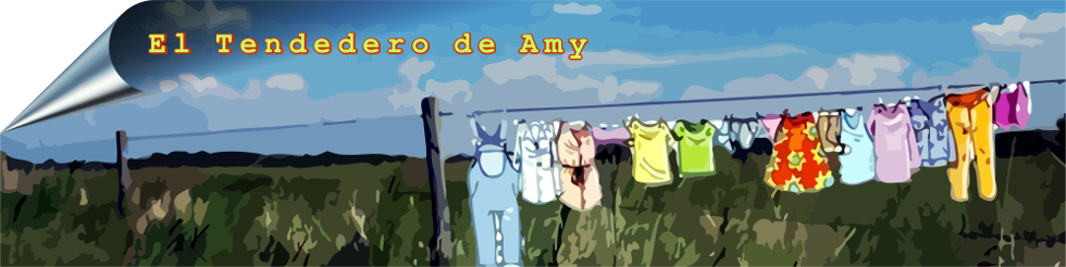 El tendedero de Amy