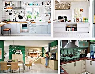 Solusi Mengatur Dapur Rumah