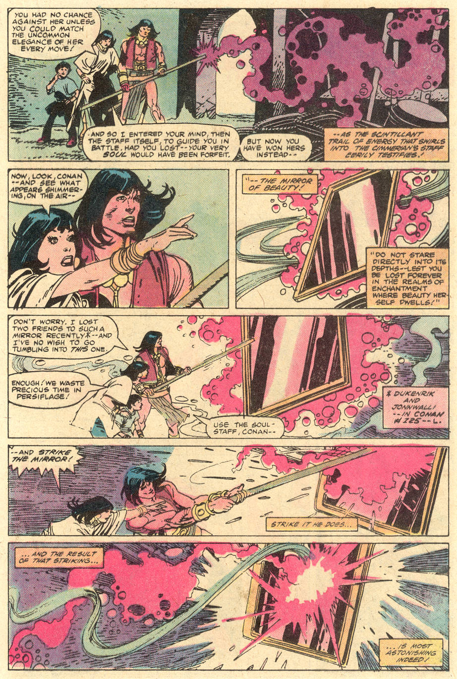 Conan the Barbarian (1970) Issue #130 #142 - English 12