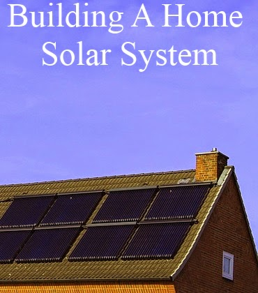 Building Affordable Home Solar Energy Systems