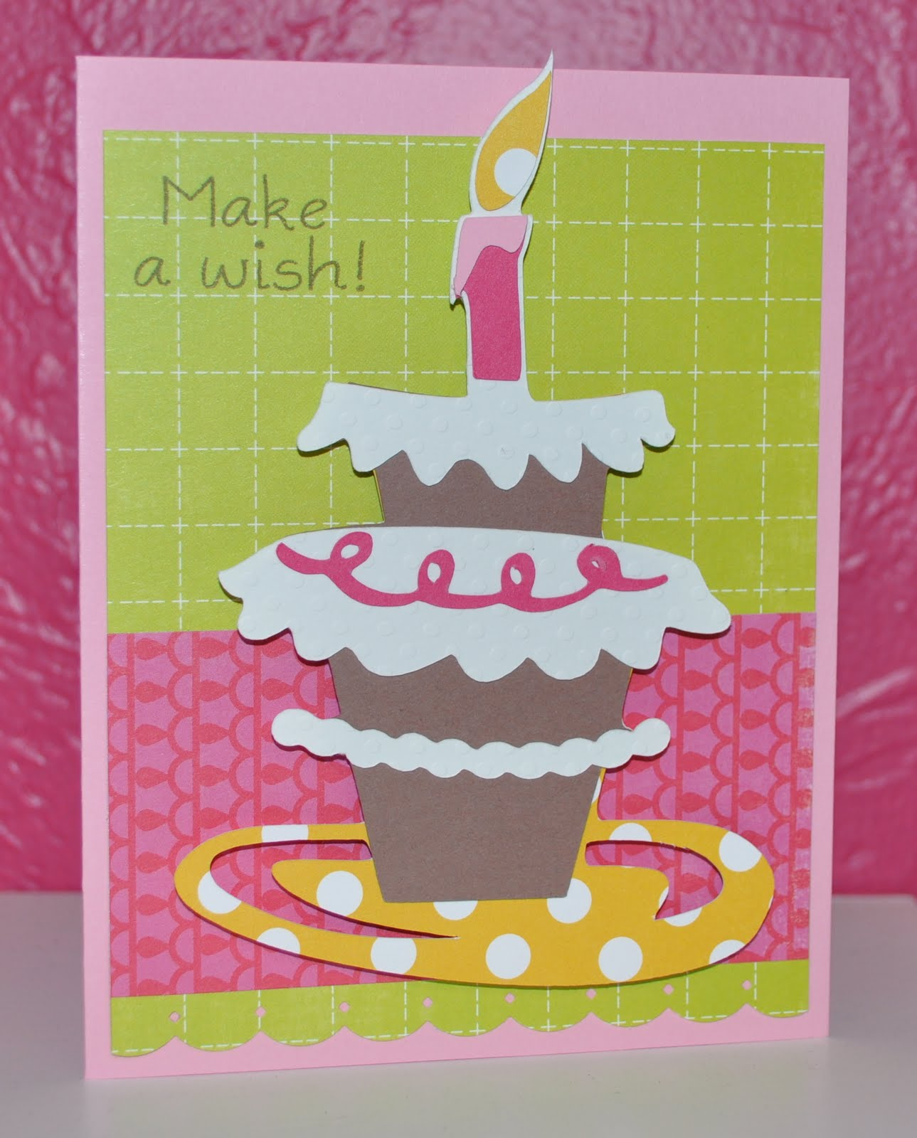 Will win birthday crazy my pink stamper stamps good luck everyone