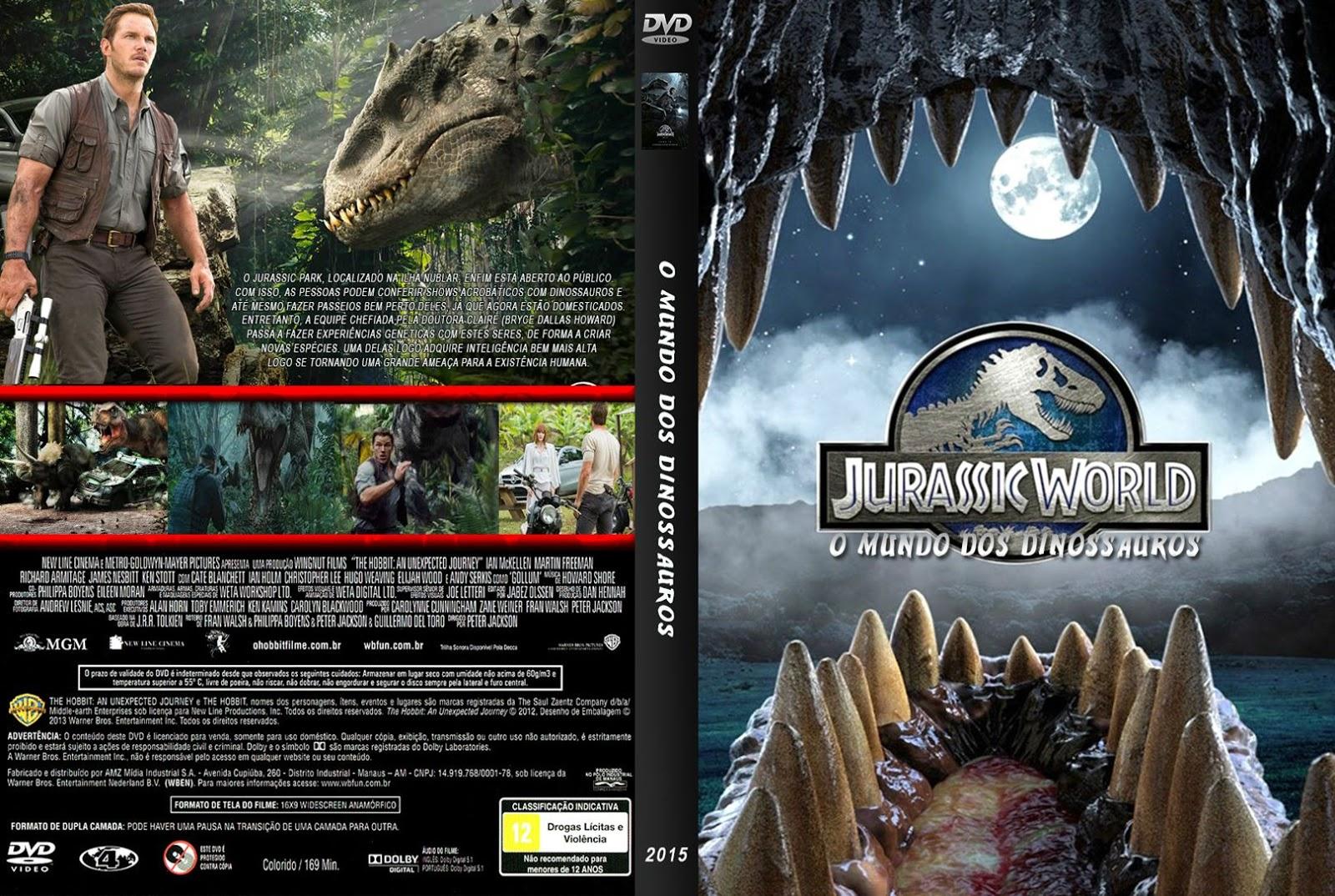 Download Jurassic World O Mundo dos Dinossauros BDRip XviD Dual Áudio Jurassic 2BWorld 2BO 2BMundo 2BDos 2BDinossauros