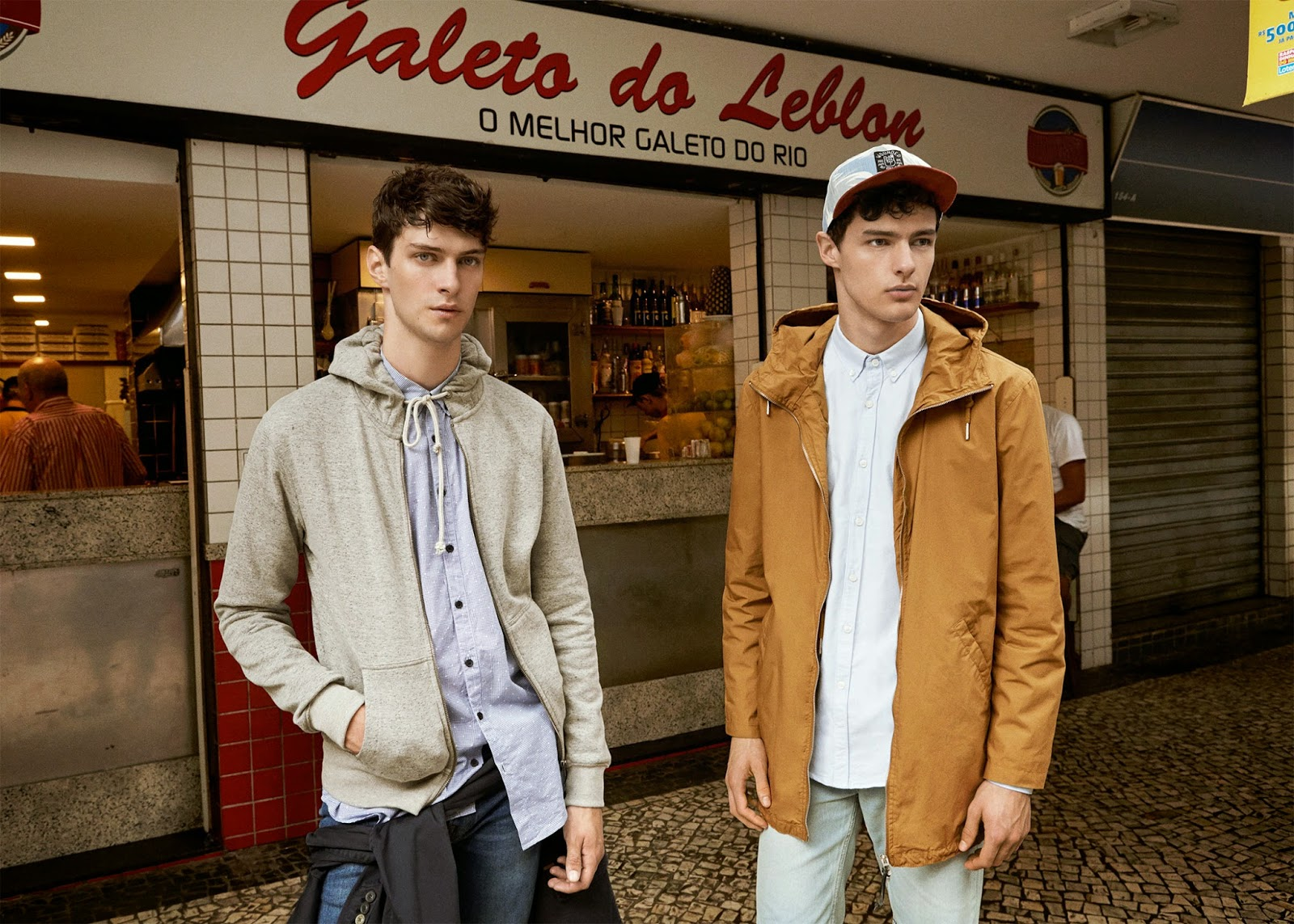 Pull&Bear Summer Vibes Editorial