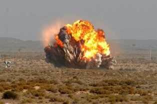 pokhran nuclear test site