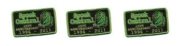 SPOOK CENTRAL - Limited Edition Spook Central 15th Anniversary Patch