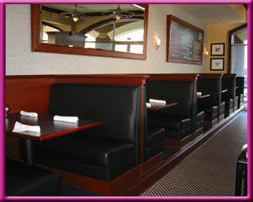 booth for restaurant for sale - Restaurant Booths For Sale