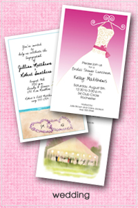  Shop Wedding Invitations and Wedding Event Invitations
