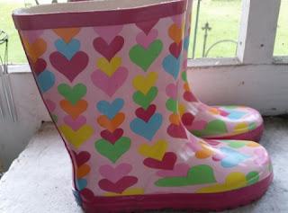 ranyzany hearts boots
