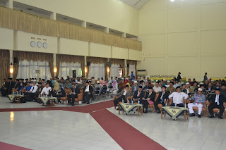 Pelantikan Perkumpulan FK KBIH Indonesia Periode 2013-2018 Bekasi Jawa Barat